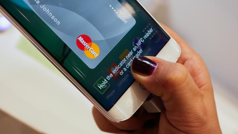 Samsung Pay arrivee france