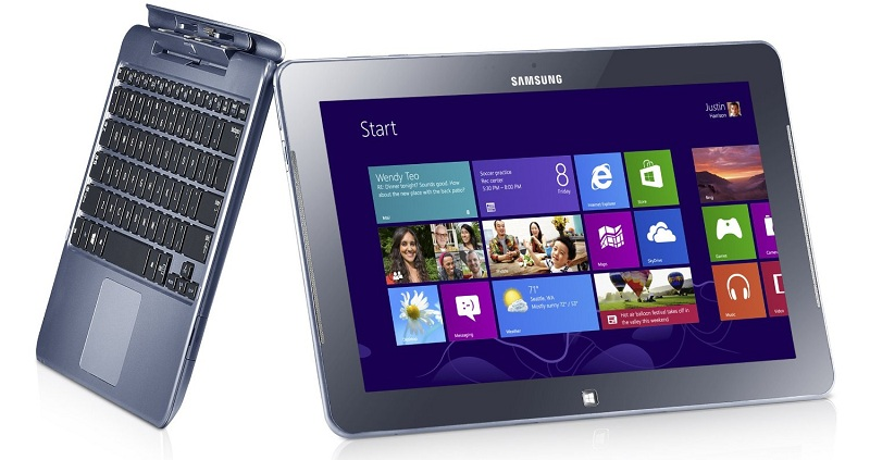 Samsung windows tablette