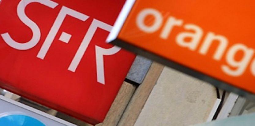 SFR Orange assignation Fibre
