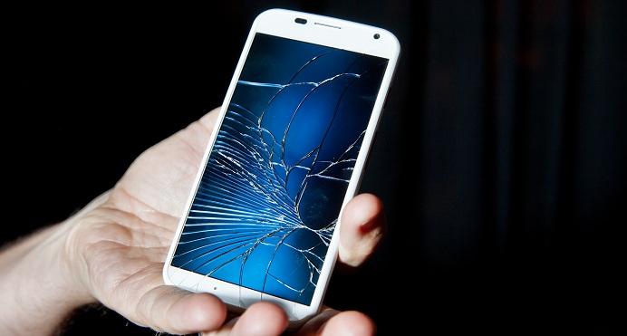 Smartphone casse garantie neuf occasion