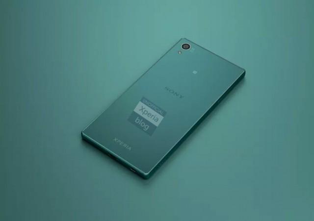 Sony Xperia Z5 dos