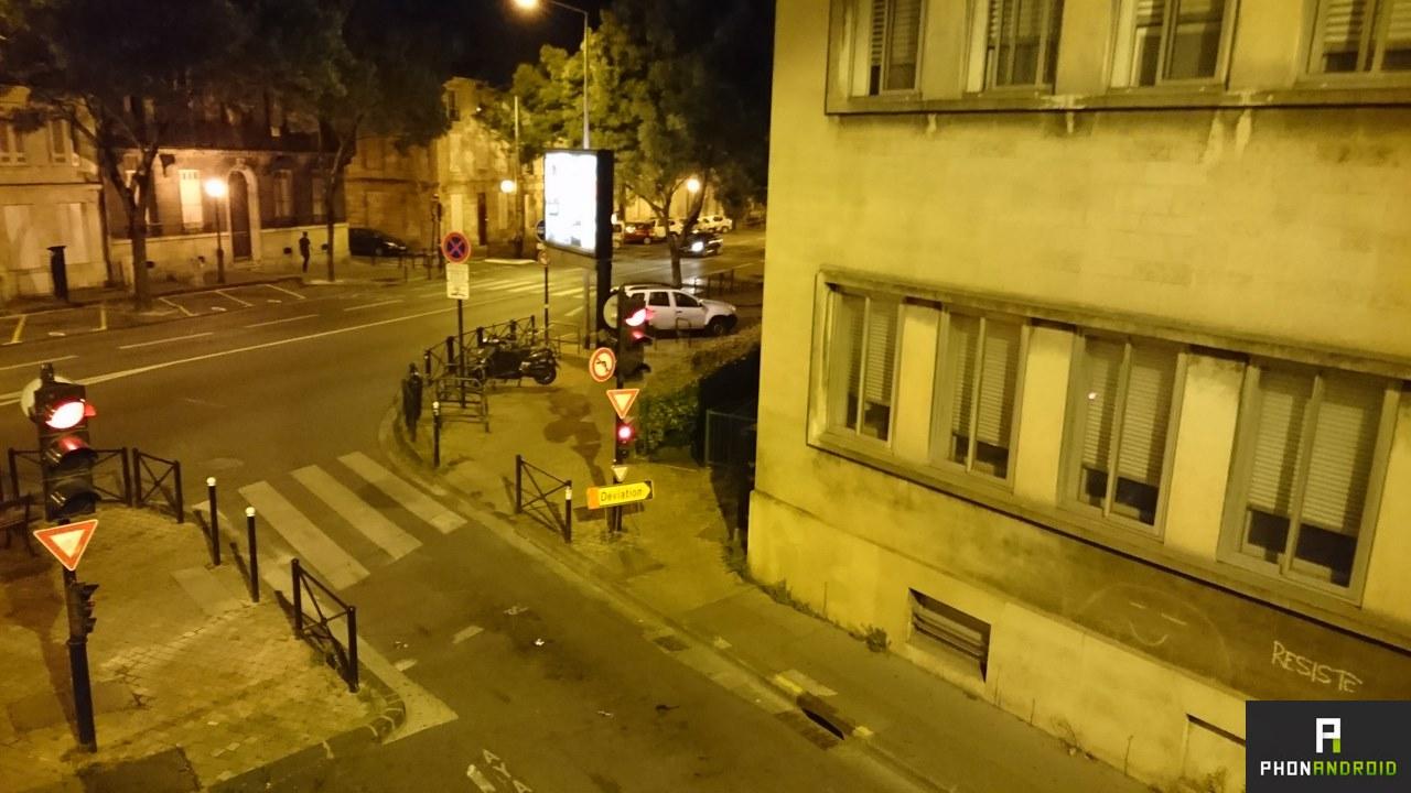 sony xperia z3 photo nuit