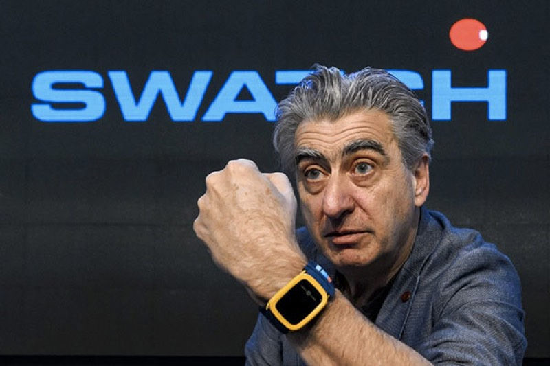 swatch apple watch jouet interessant