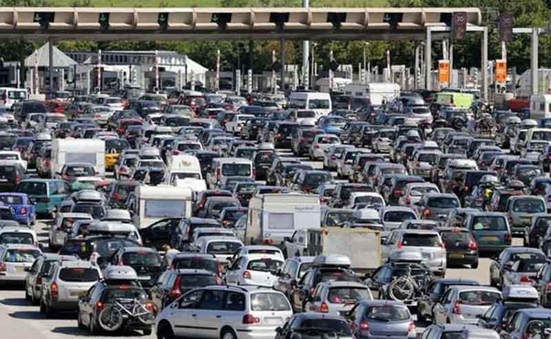 voitures autonomes bouchons