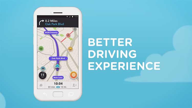 Waze le GPS social