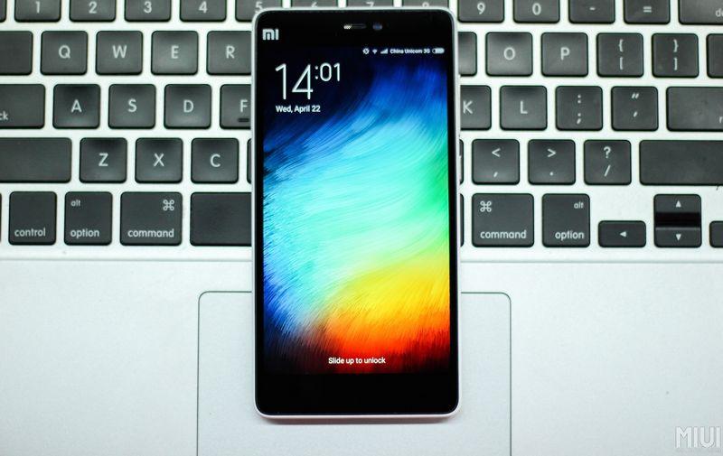 Xiaomi Mi4c USB Type C