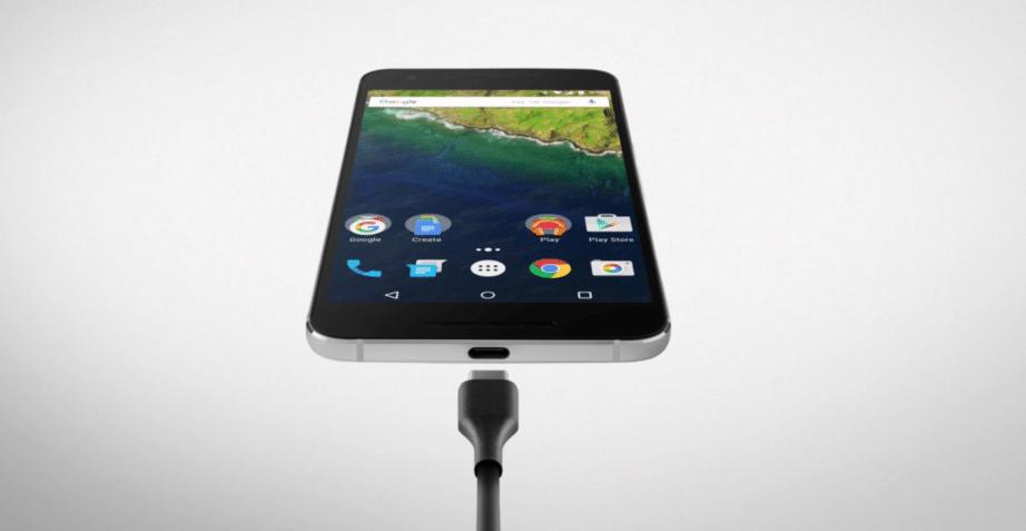 Nexus 6P officiel