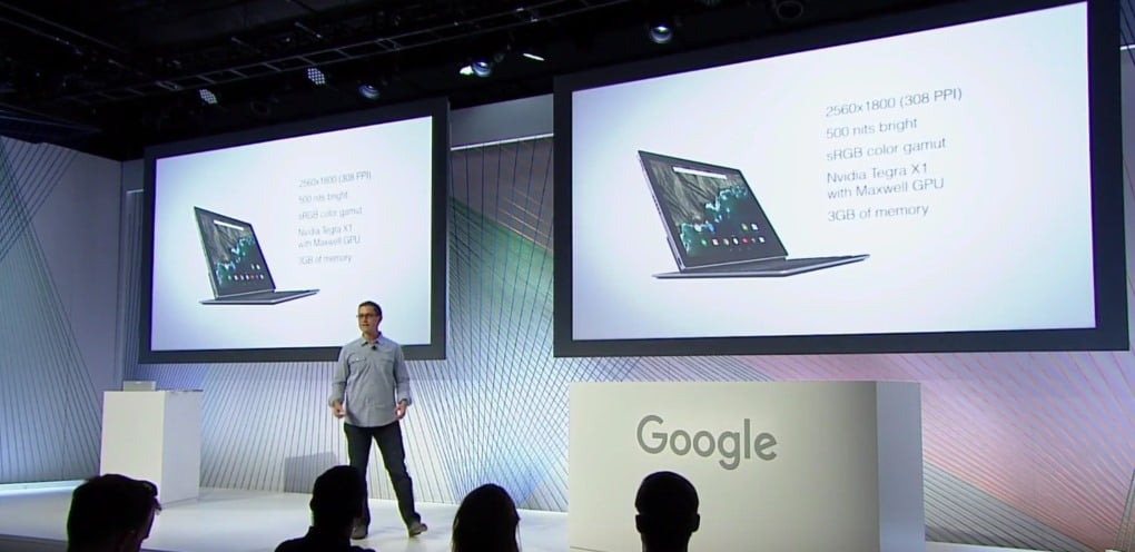 Google Pixel C specifications
