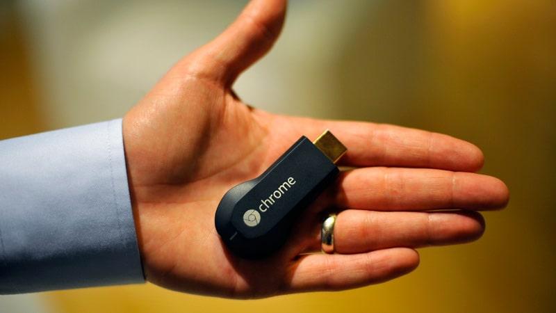 chromecast compatible spotify