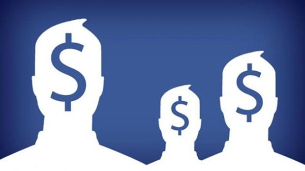 facebook argent utilisateurs