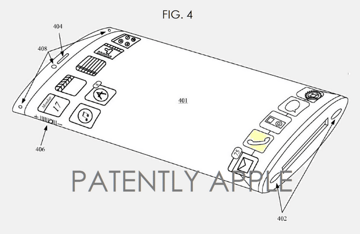 Apple copie Samsung brevet