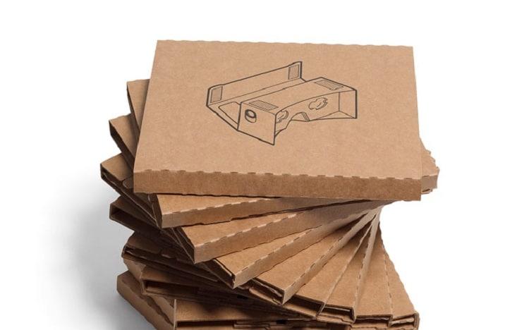 Google Cardboard 2 image 3
