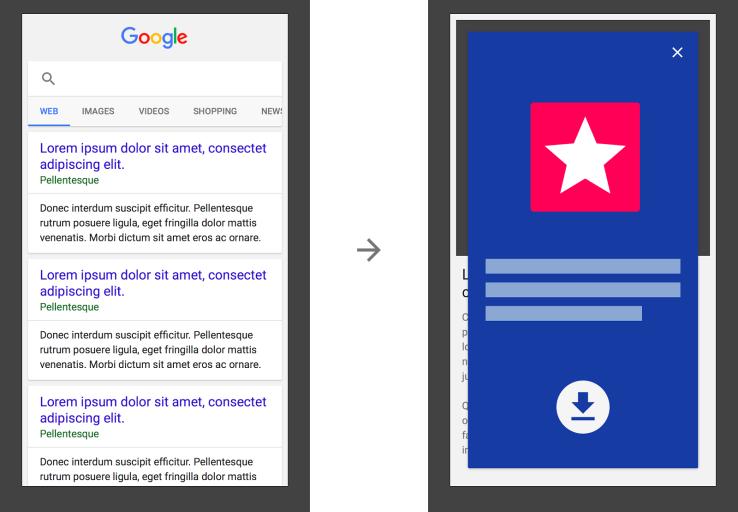 Google Interstiels publicités sanctions