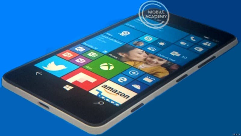 Lumia 950 tranche