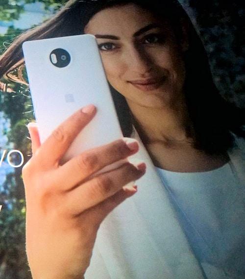 Lumia 950 dos