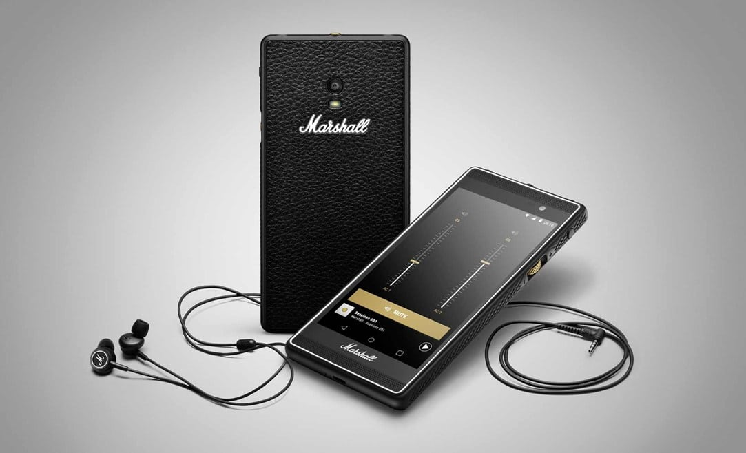 Marshall london prise en main