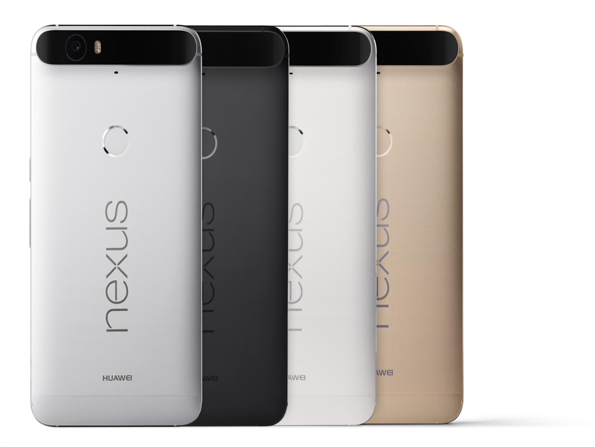 Nexus 6P famille