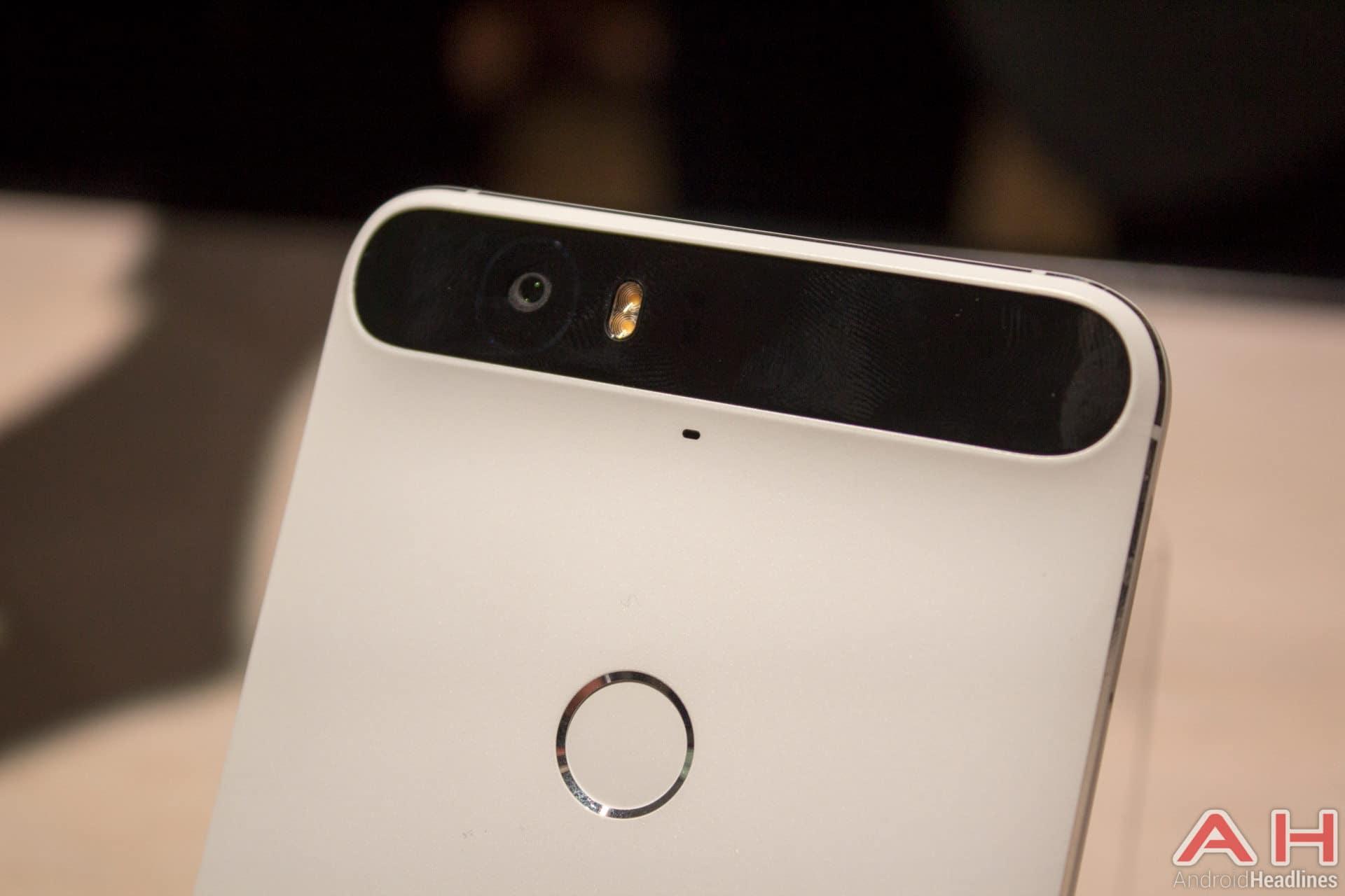 Nexus 6P premiere prise main