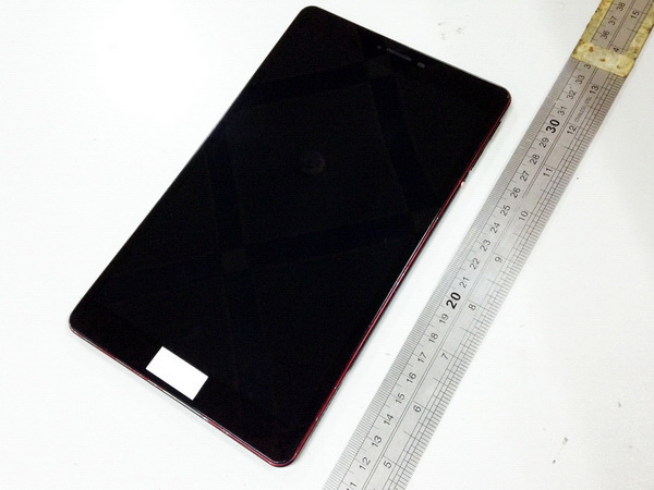 Nexus 8 tablette leak