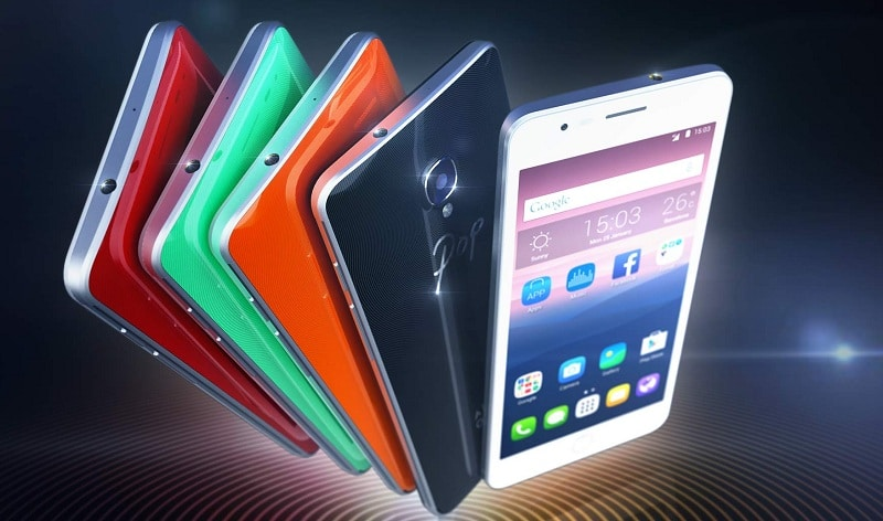 Alcatel OneTouch Pop Up IFA 2015
