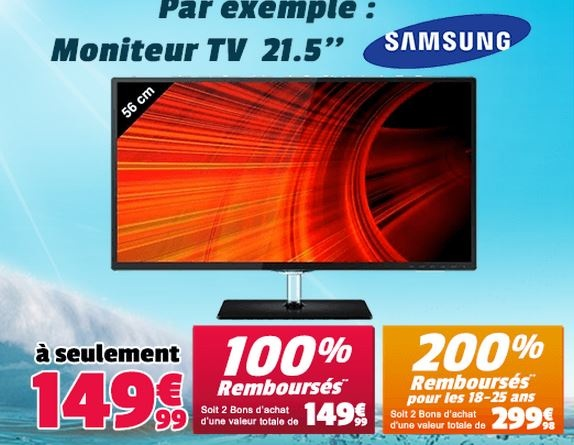 Samsung Discount TV
