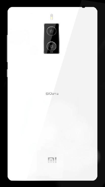 Xiaomi Mi Note 2 fuites 2