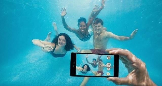 Sony Xperia etancheite Z3