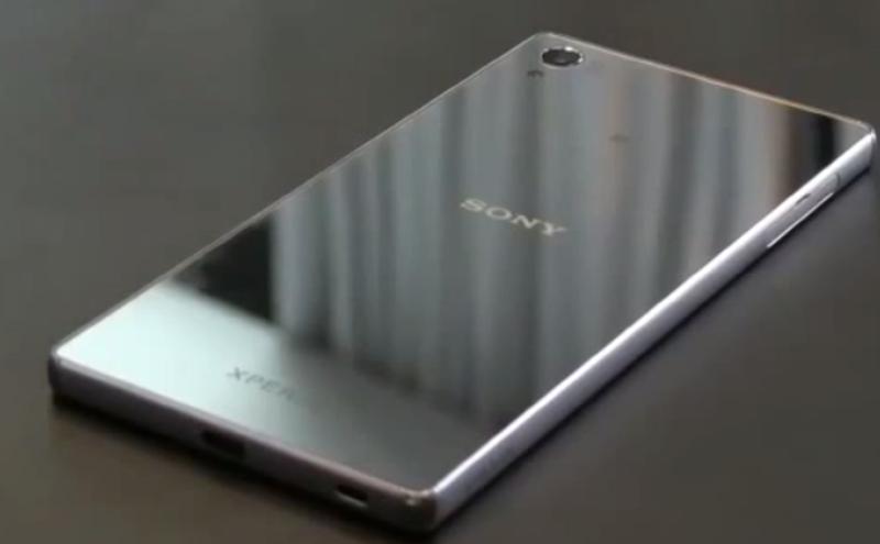 Z5 Snapdragon 4K