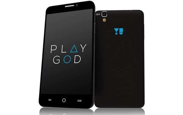 Yu Yureka smartphone 1