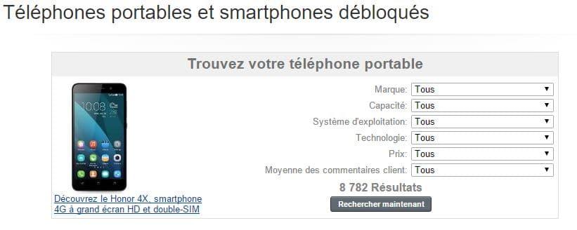 Amazon mobiles debloques