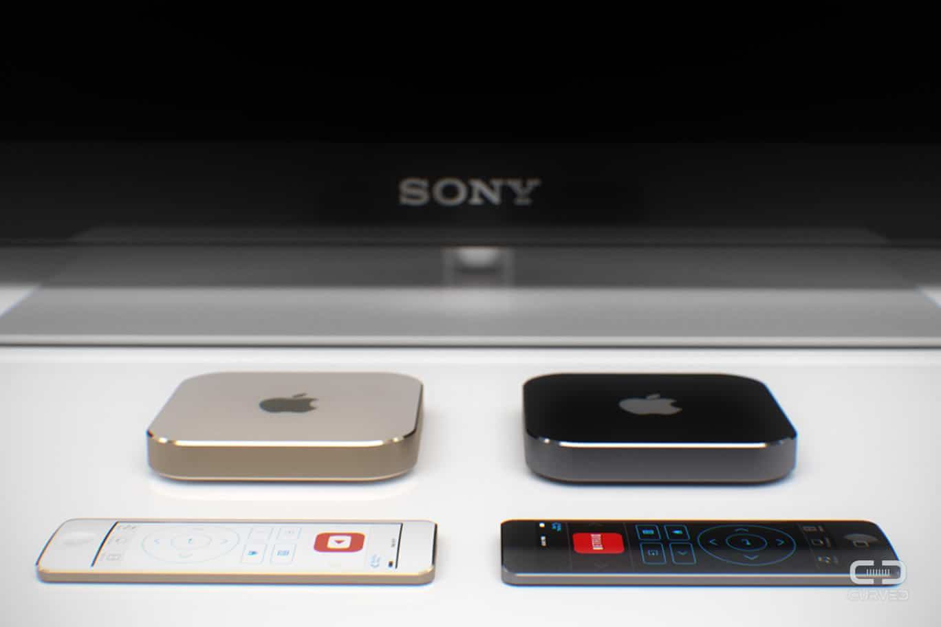 apple tv keynote