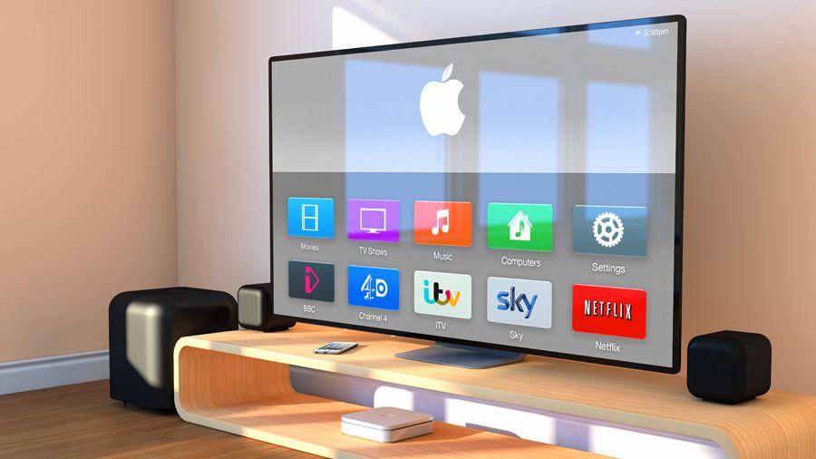 apple tv nouveau service