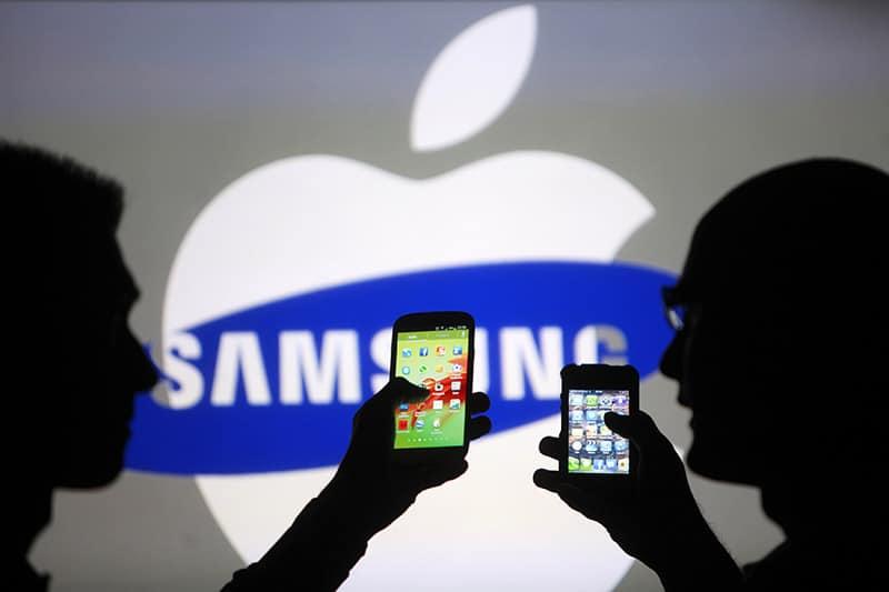 apple vs samsung violation brevets