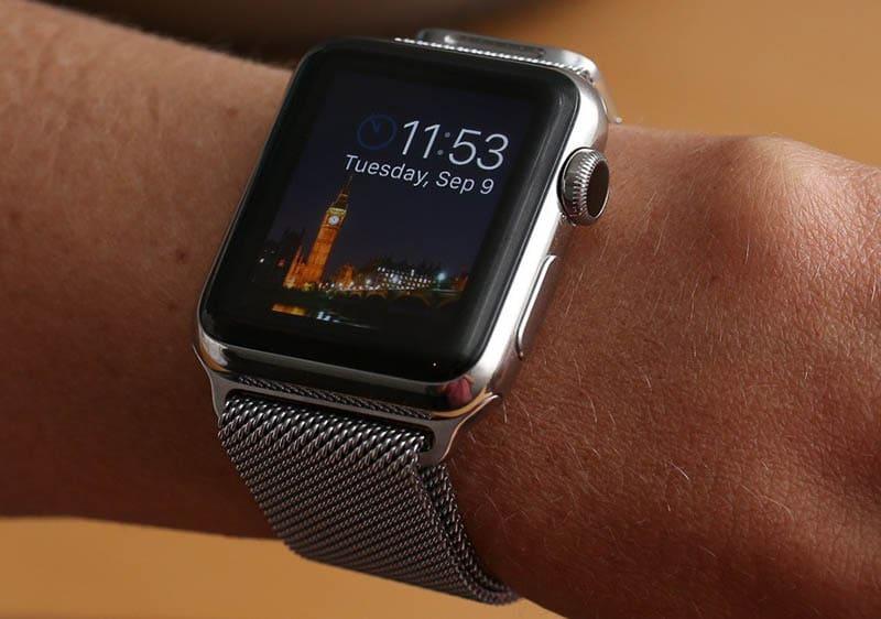 apple watch comparatif