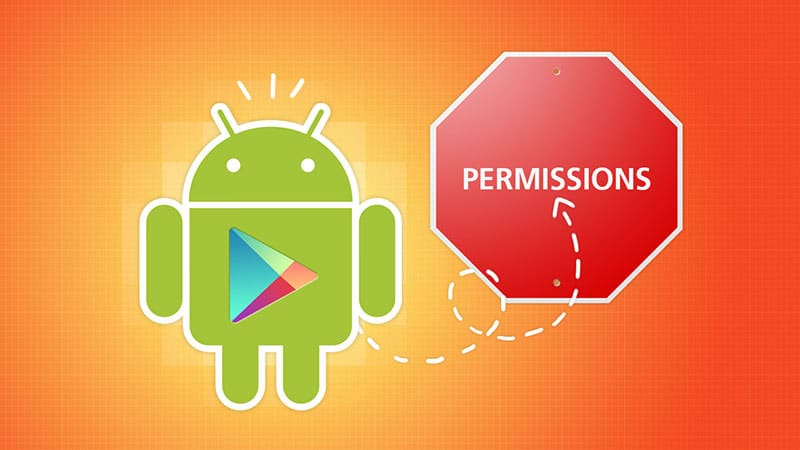 applications android permissions