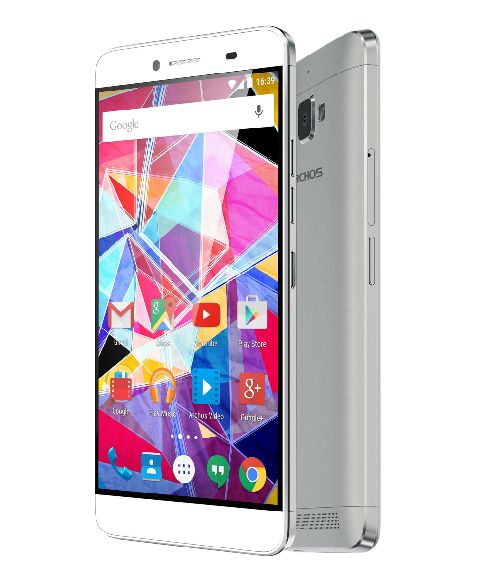 Archos Diamond Pus officiel