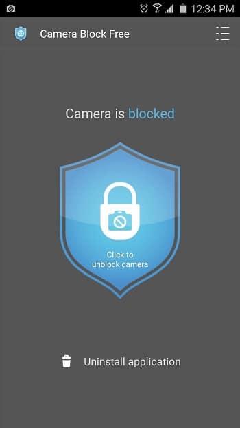 camera block free