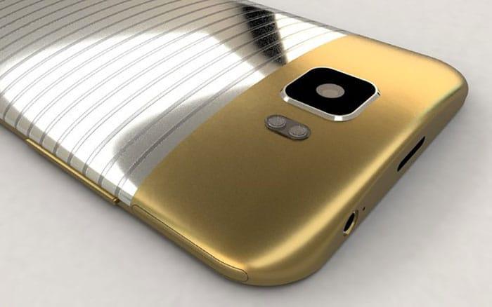 camera Galaxy S7 concept