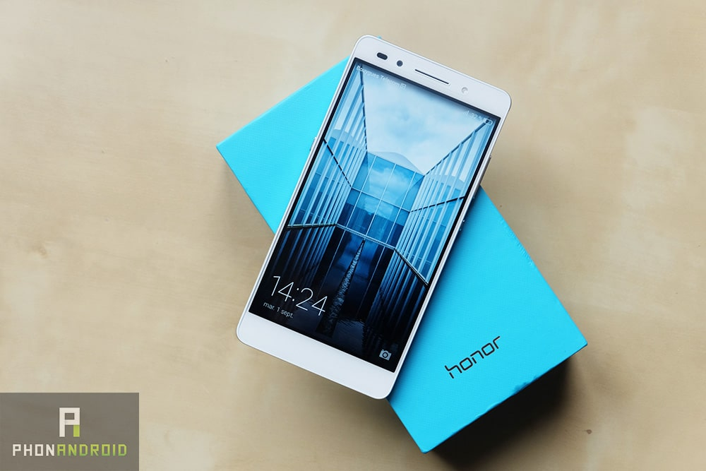 concours honor 7 phonandroid