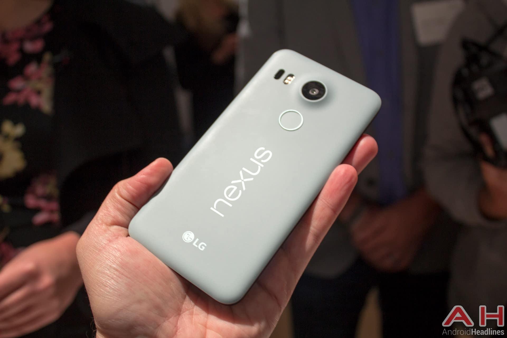 dos Nexus 5X