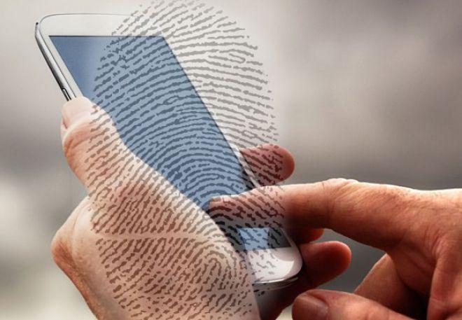 empreinte digitale application