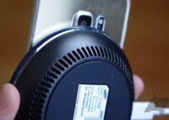 recharge rapide sans fil ventilateur