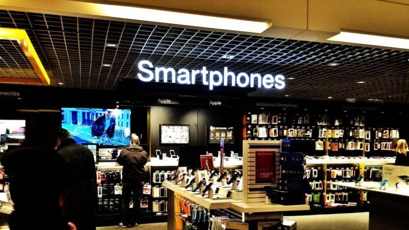 Fnac smartphones