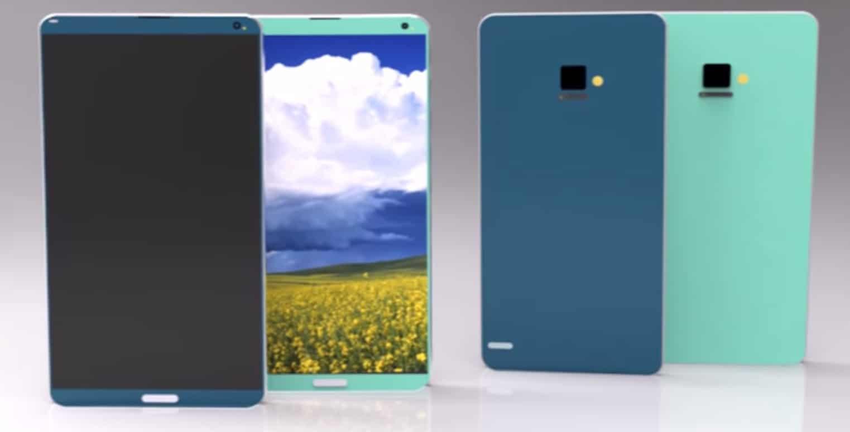concept Samsung Galaxy A9