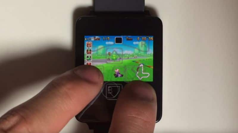 Game Boy Advance Android Wear