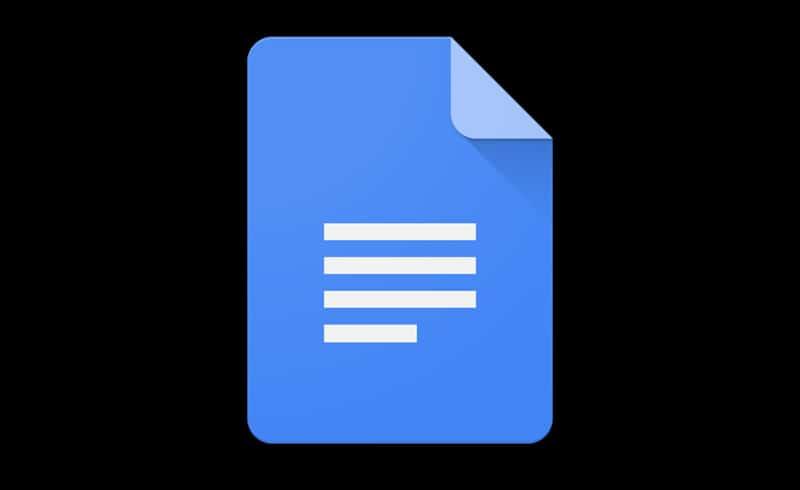 google docs mise a jour rentree nouveautes