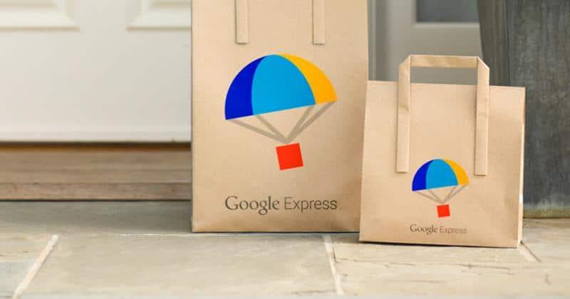 google express livraison nourriture