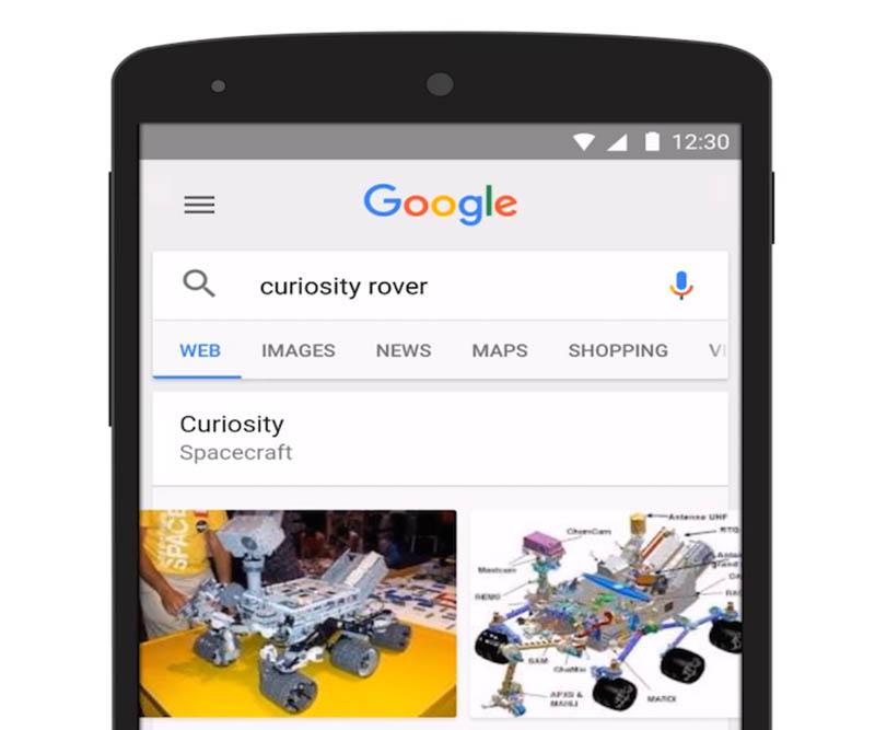 google search nouveau logo