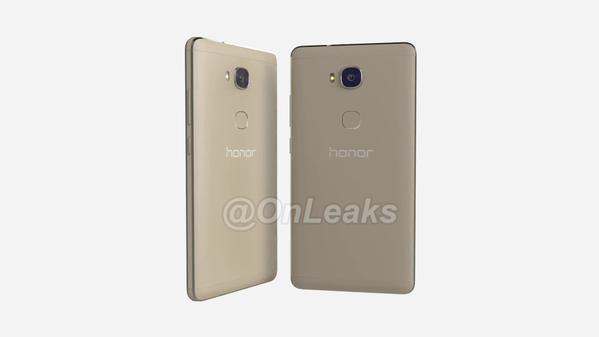 Honor 7 Plus gold
