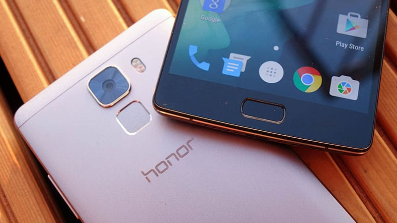 honor 7 vs oneplus 2 match